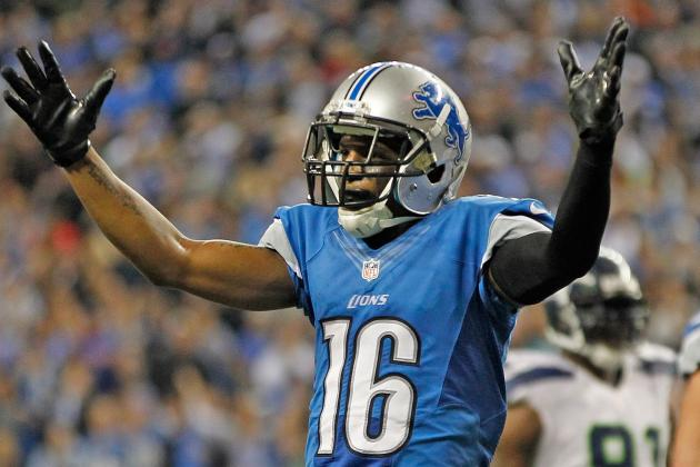 Lions' GM Mayhew to Decide Titus Young's Fate Before Draft