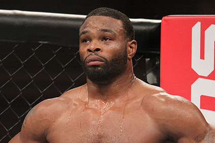 Tyron Woodley Replaces an Injured Erick Silva at UFC 156