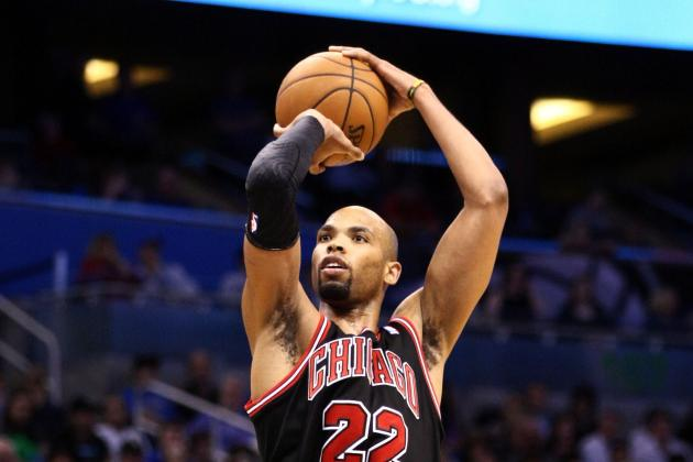 Rapid Reaction: Bulls 96, Magic 94