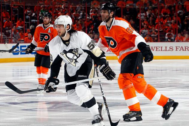 Penguins vs. Flyers Reportedly May Kick off 2012-2013 NHL Season