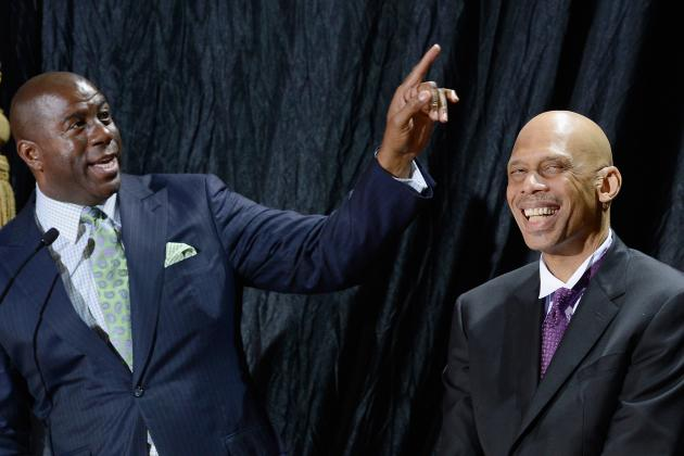 Is Magic Johnson an Analyst or a Lakers Exec First and Foremost?