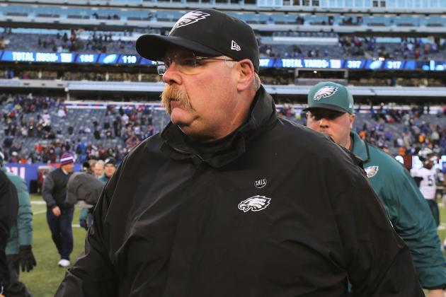 Report: Andy Reid Reaches Agreement to Become Chiefs Head Coach