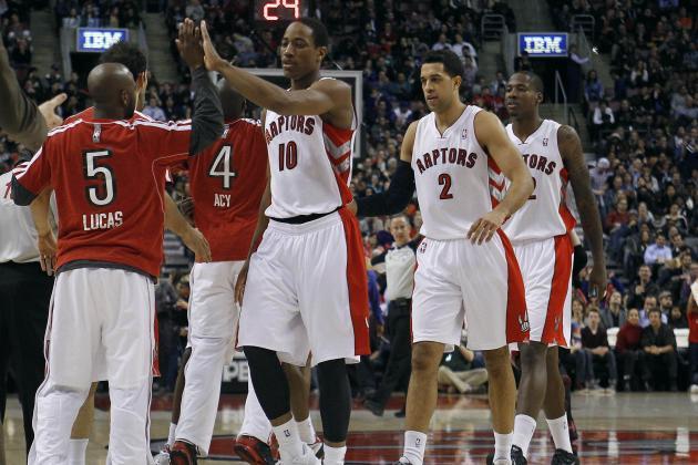 Ross Scores 26 Points, Raptors Top Trail Blazers 102-79