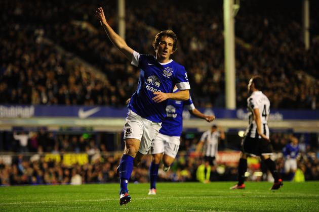 Rating Everton Players in 2-1 Victory Against Newcastle United at St. James Park