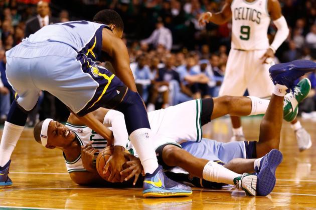 Grizzlies 93, Celtics 83