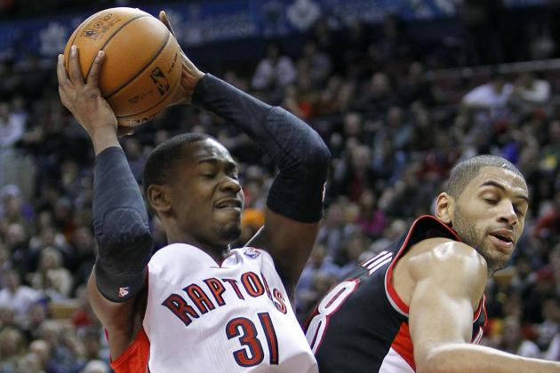 Ex-Demo Ross Has Career Night as Raptors Blast Blazers