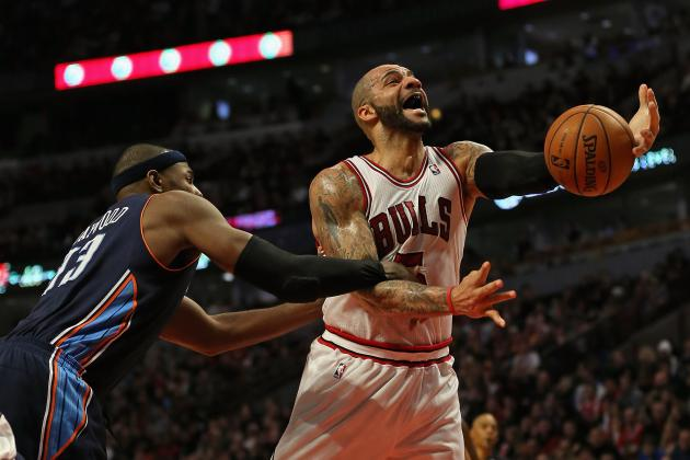 Boozers Leads Bulls' Bigs in 96-94 Win over Magic