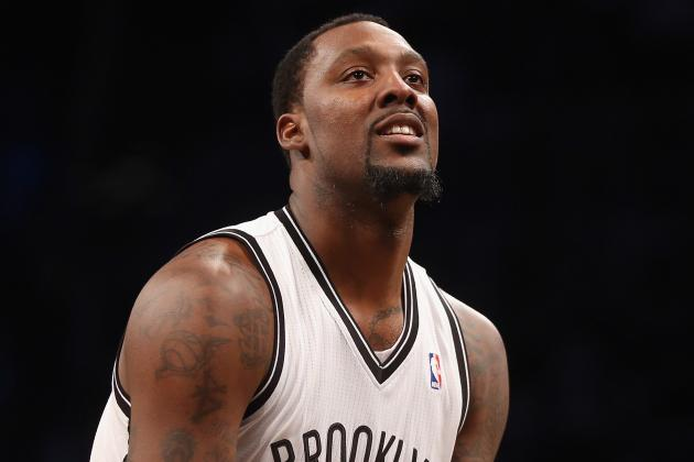 Andray Blatche Doing Nicely in Backup Center Role with Nets