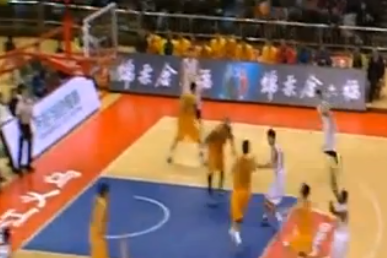 Quincy Douby Scored 75 in Chinese League Game (VIDEO)