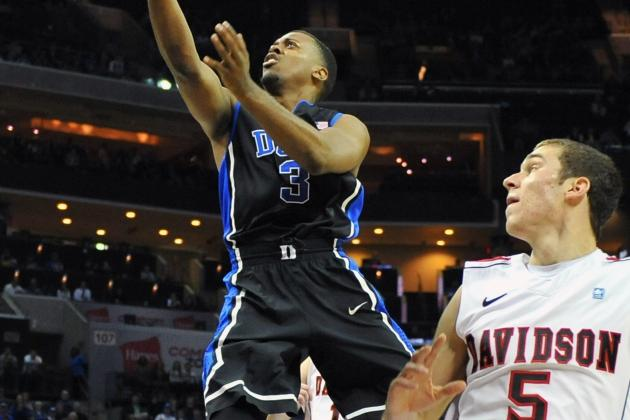 Strong second half helps Duke defeat Davidson 67-50