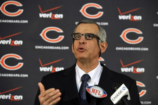 Chicago Bears' Phil Emery Very Un-Bears-Like in His Approach