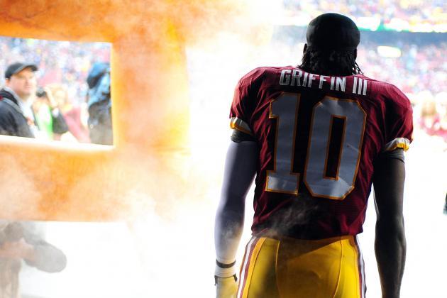 Washington Redskins 2012: Is RGIII Part of Redskins History?