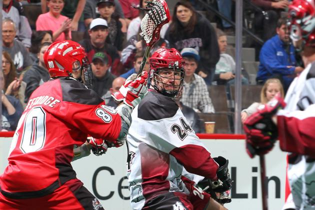 Colorado Mammoth 2013 NLL Preview: What's Next for John Grant Jr. and Company?
