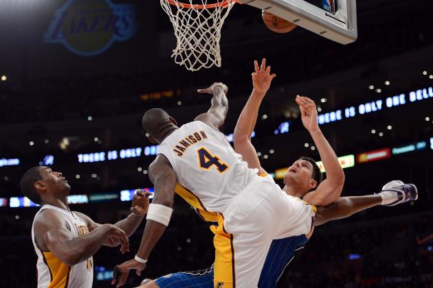 It's Time for LA Lakers to Give Antawn Jamison a Second Chance
