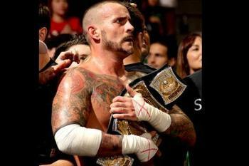 WWE: Should CM Punk vs. The Rock Happen at the Royal Rumble?