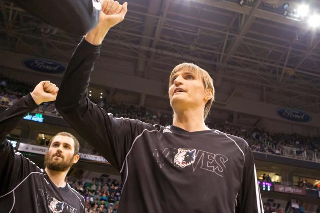 Wolves Lose; Kirilenko Gets Warm Welcome in City He Once Called Home