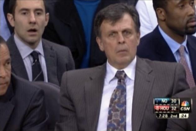 Kevin McHale Baffled as Greg Smith Earns 3-Second Violation Tying Shoes