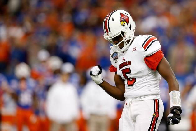 Teddy Bridgewater Rips Apart Florida Defense in Sugar Bowl Win