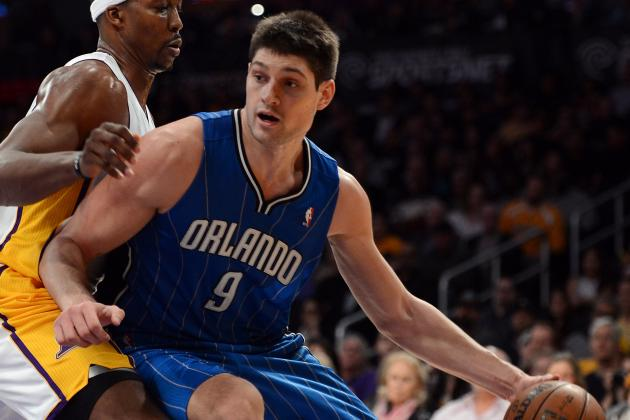 Ex-Sixer Vucevic Becoming a Beast in Orlando
