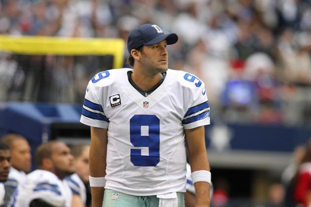 Dallas Cowboys Fans Should Be Thankful for Tony Romo