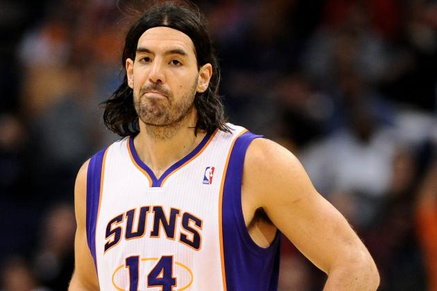 Scola's Strong 2nd Half Helps Suns Snap Skid