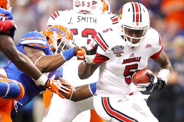 Louisville vs. Florida: Twitter Reaction, Analysis and Recap of 2013 Sugar Bowl