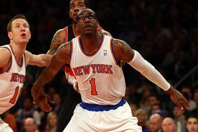 Amare Stoudemire Disses Mike D'Antoni, Says He's