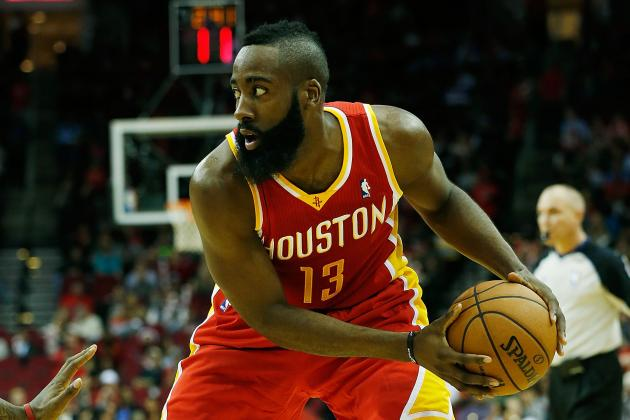 Is James Harden a Top-10 NBA Star Right Now?