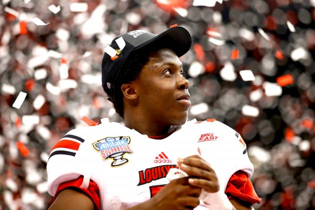 Sugar Bowl 2013: Louisville's Teddy Bridgewater Is CFB's New Man-Crush