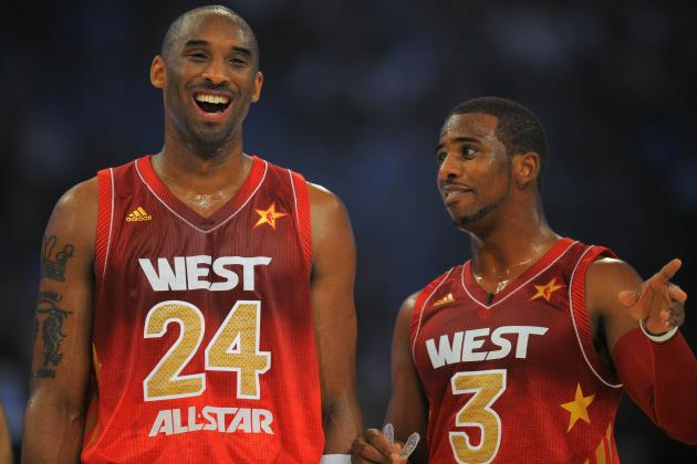Will Kobe Bryant Outlast Chris Paul in Race for 2012-13 MVP Award?