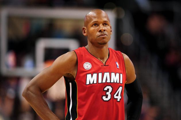 Should Miami Heat Give Ray Allen a Bigger Role?