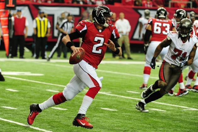 Has Matt Ryan Entered the NFL's Elite Quarterback Class?