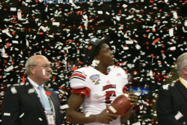 2013 Allstate Sugar Bowl: Louisville Shocks the Nation After Beating Florida