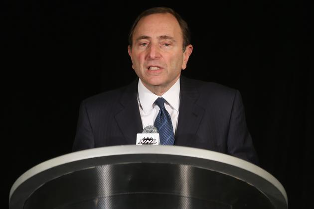 2013 NHL Lockout: No NHLPA Disclaimer, Presence of Mediator Both Positive Signs
