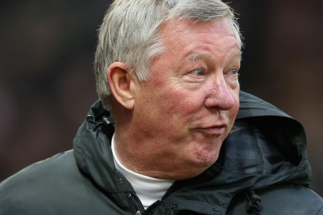 No Heir Apparent, Says Ferguson