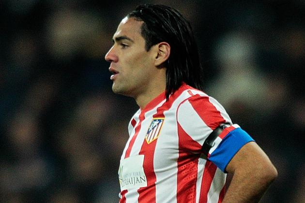 Falcao Set for Madrid?