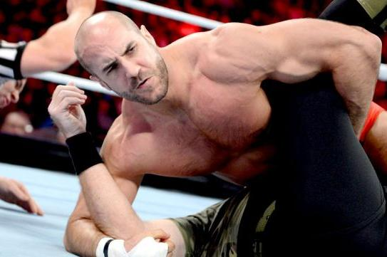 Why Antonio Cesaro Will Be a Long-Term United States Champion