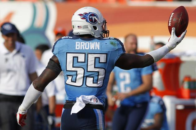 Tennessee Titans Get a B+ for Their 2012 Draft After 1 Season