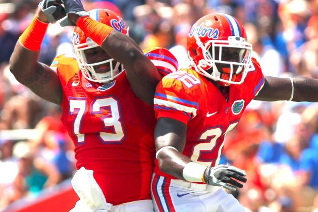 Florida DT Sharrif Floyd Officially Enters 2013 NFL Draft