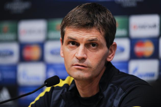 Vilanova Back for Derby