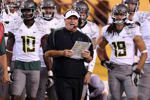 Fiesta Bowl 2013: High-Powered Offense Will Lead Oregon to Another BCS Bowl Win