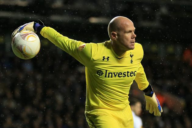 Brad Friedel vs. Hugo Lloris: Who Will Finish 2013 as Spurs' Goalkeeper?