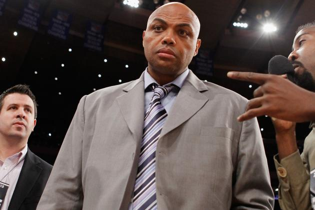 Charles Barkley Doesn't Think Fans Should Be Voting for All-Star Starters