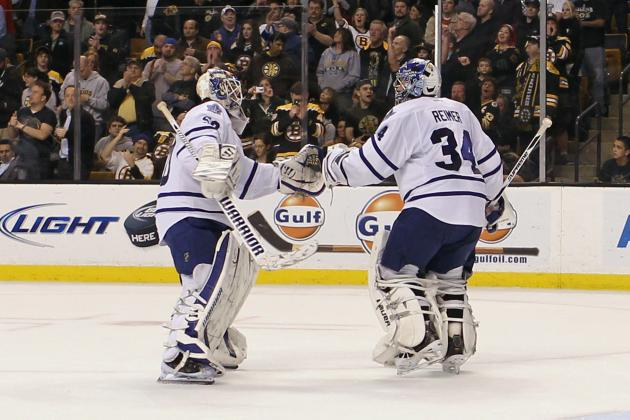 Toronto Maple Leafs: All Eyes on James van Riemsdyk and Goaltending in 2013