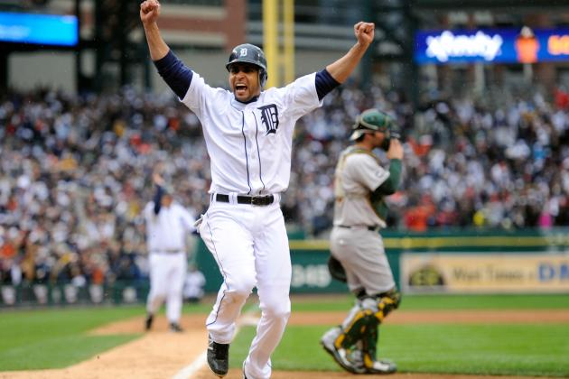 Tigers' Infield Ranked No. 2 According to ESPN Analyst
