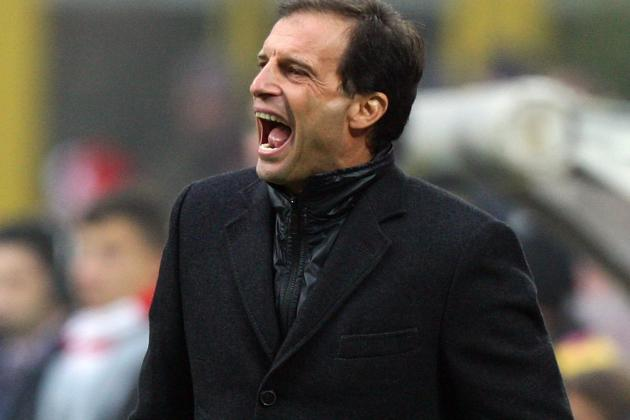 Allegri 'Saddened' by Racial Abuse