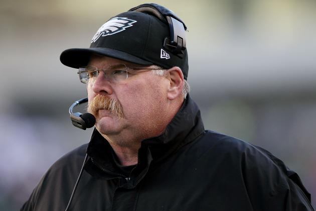 Andy Reid Meets with Kansas City Chiefs for Nine Hours