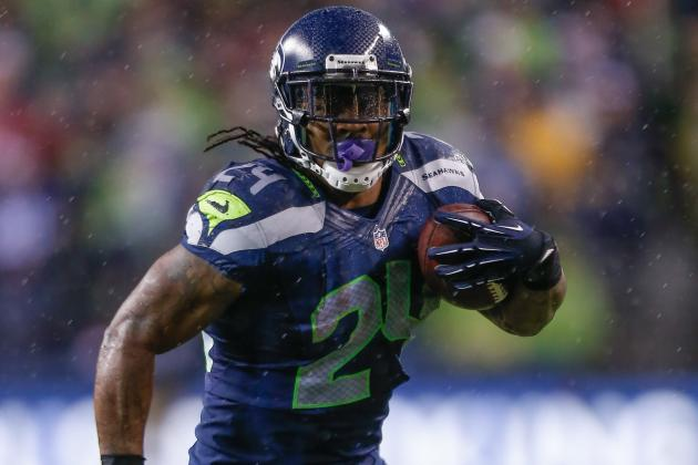 Marshawn Lynch's Trust Has Helped Him Find Success and More NFC West News