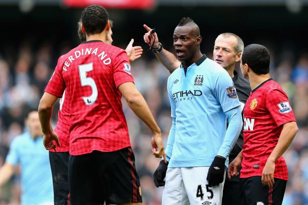 Mario Balotelli: After Roberto Mancini Incident, Is Striker Done at Man City?