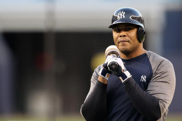 Andruw Jones Wife Files for Divorce
